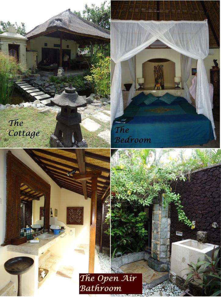 The cottage @ Taman Sari