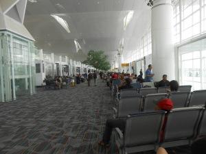 Ruang Tunggu Bandara..