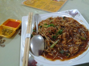 Mie Sagu ala Coffee Time...