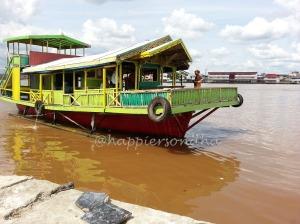 Serasan Boat