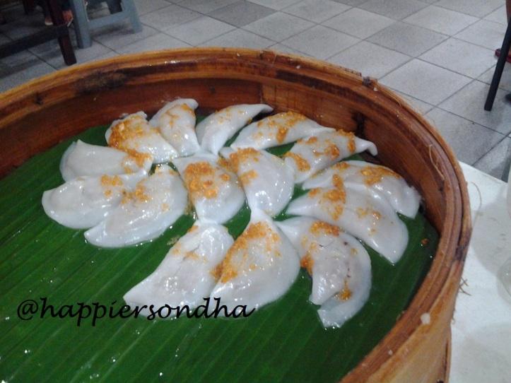 Chai Kue kukus