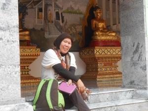 @ Doi Suthep, Chiang Mai, Thailand, Juni 2013