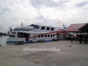 Kapal Ulheulhe - Sabang Pp.