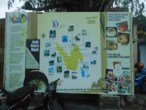 Baliho Promosi Wiasata Sabang