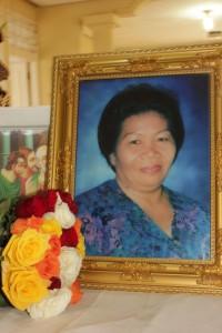 Mom,  Namora Hasayangan