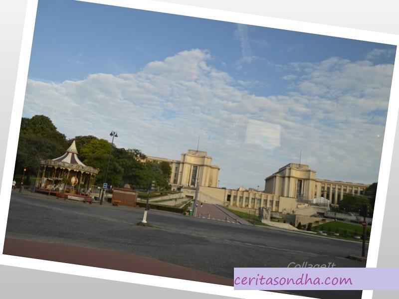Palais de Chaillot a