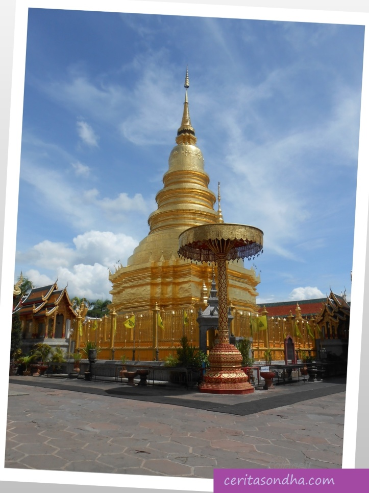 Golden Chedi 1