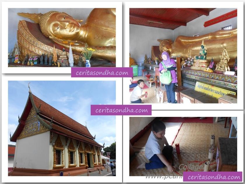Reclining Budha 1