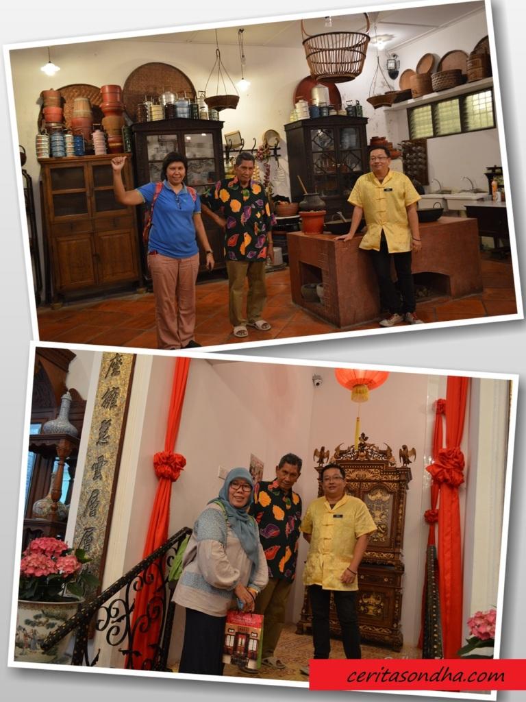 Guide Peranakan Mansion