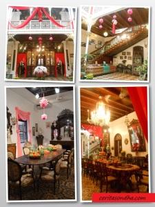 Interior Lantai 1 Rumah Baba dan Nyonya