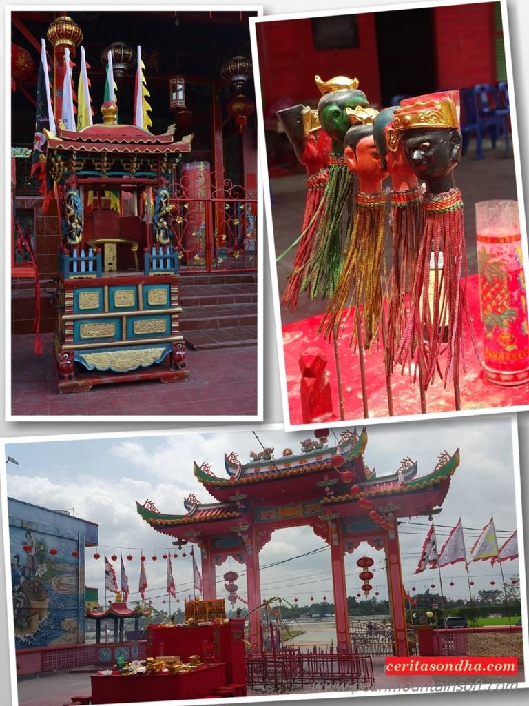 Pasar Merah - Klenteng Hock Siu Kong