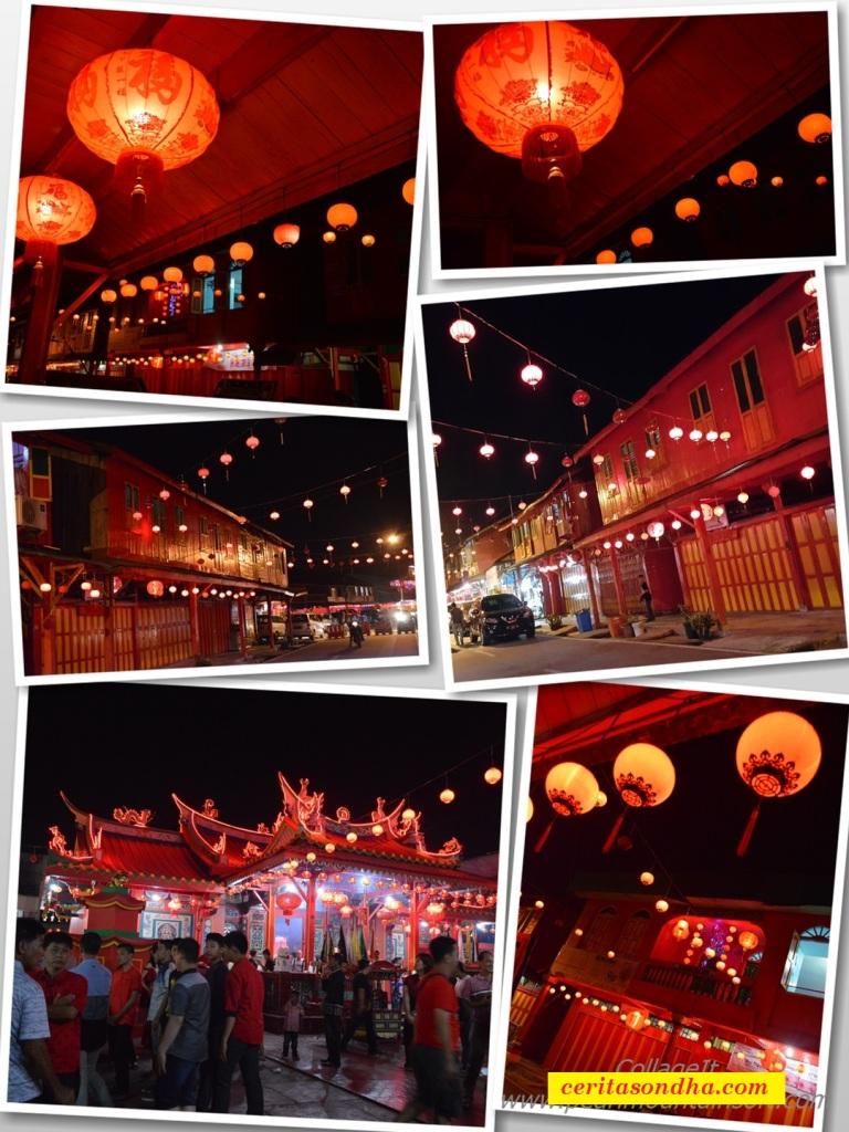 Pasar Merah - Lampion