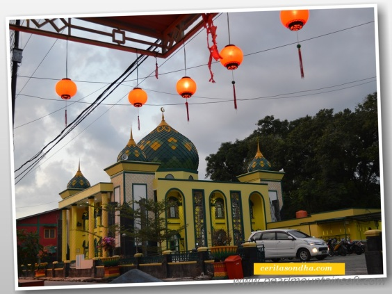 Pasar Merah - Masjid Raya Syahbuddin 1